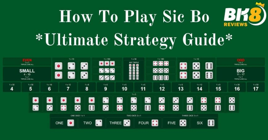How To Play Sic Bo _Ultimate Strategy Guide_